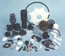 plastic fabrications, machined plastics, plastic parts